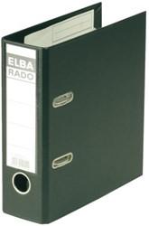 ORDNER ELBA RADO PLAST A5 75MM PVC ZWART 1 STUK