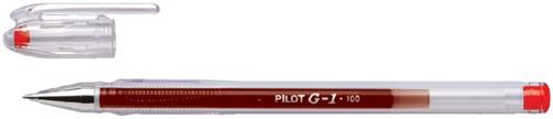 GELSCHRIJVER PILOT BL-G1-7 0.4MM ROOD 1 Stuk