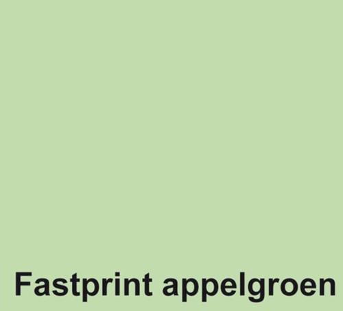 KOPIEERPAPIER FASTPRINT-50 A4 160GR APPELGROEN 50 VEL-2