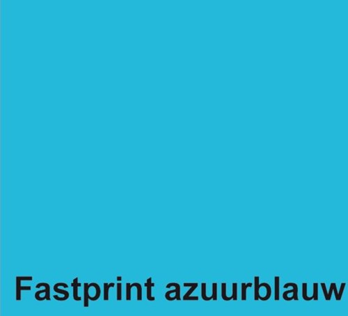 KOPIEERPAPIER FASTPRINT A3 120GR AZUURBLAUW 250 VEL-2