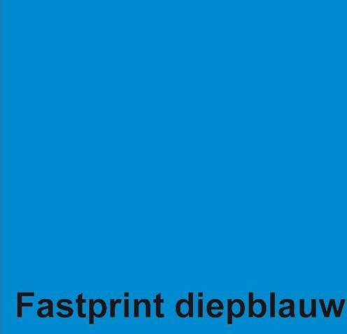 KOPIEERPAPIER FASTPRINT-100 A4 80GR DIEPBLAUW 100 VEL-2