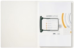 CLIPMAP JALEMA LUCIDO A4 30MM WIT/TR 1 STUK