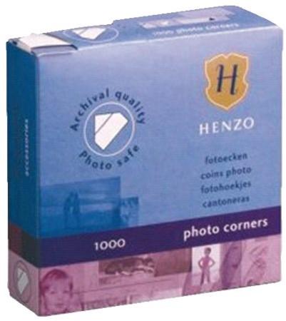 FOTOHOEKJE HENZO 18.310 1000 STUK