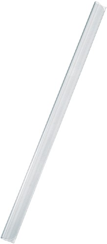 KLEMRUG DURABLE A4 5/6MM TRANSP 100 Stuk