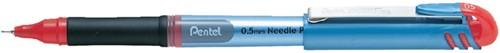 ROLLERPEN PENTEL ENERGEL BLN15 0.3MM ROOD 1 Stuk