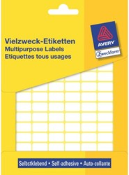 ETIKET AVERY ZWECK 3311 16X9MM 2646ST 1 PAK