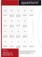 ETIKET QUANTORE 63.5X33.9MM 2400ST 100 VEL-3