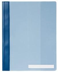 SNELHECHTER DURABLE 2510 A4 EXTRA BREED PVC BLAUW 1 STUK