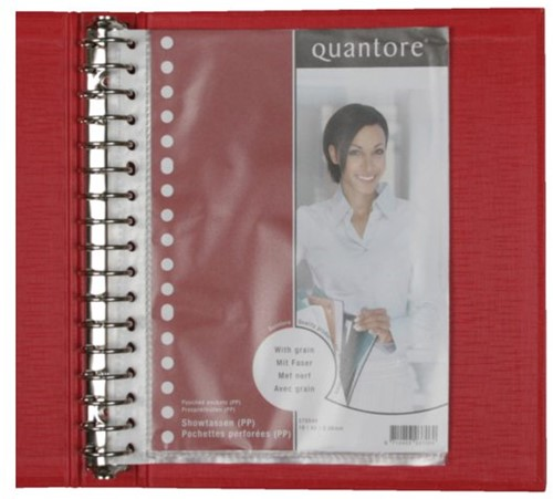 SHOWTAS QUANTORE A5 17RINGS PP 0.05 NERF 10 STUK-3