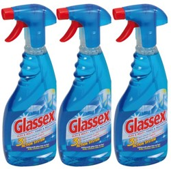 GLANSSPRAY GLASSEX 750ML 750 ML