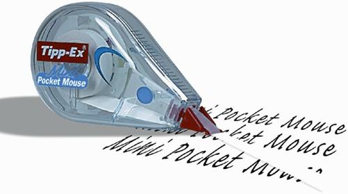 CORRECTIETAPE TIPP-EX POCKET MINI MOUSE 5MM 1 Stuk