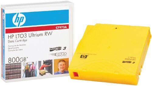 DATATAPE HP C7973A LTO 3 ULTRIUM 800GB 1 Stuk