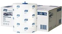 HANDDOEKROL TORK H1 2LAAGS WIT PREMIUM 6 ROLLEN 290016 6 ROL-1