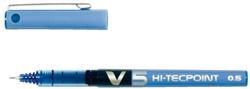 ROLLERPEN PILOT HI-TECPOINT BX-V5 0.3MM BLAUW 1 STUK