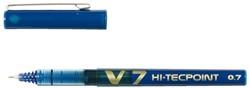 ROLLERPEN PILOT HI-TECPOINT BX-V7 0.5MM BLAUW 1 STUK