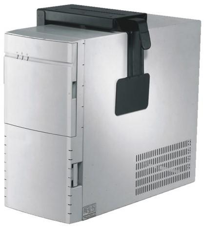 CPU HOUDER NEWSTAR D100 ZWART 1 STUK