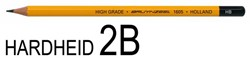 POTLOOD BRUYNZEEL 1605 2B 1 STUK