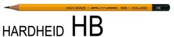 POTLOOD BRUYNZEEL 1605 HB 1 STUK