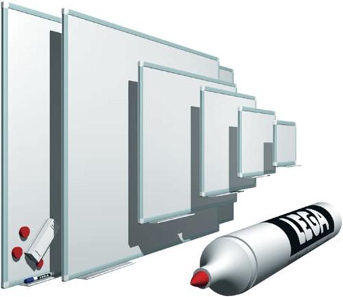 WHITEBOARD LEGAMASTER PREM+ TRENDLINE 90X120 EMAIL 1 STUK